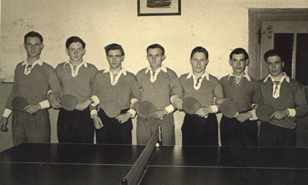 I. Herrenmannschaft 1950