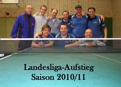 1. Herrenmannschaft 2010