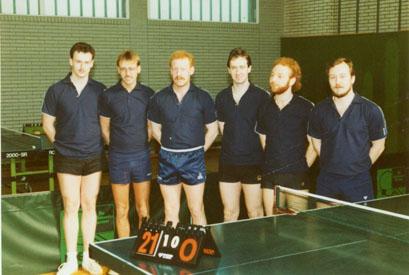 1. Herren Saison 1989/90