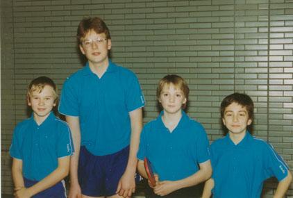 1. Jugend Saison 1990/91