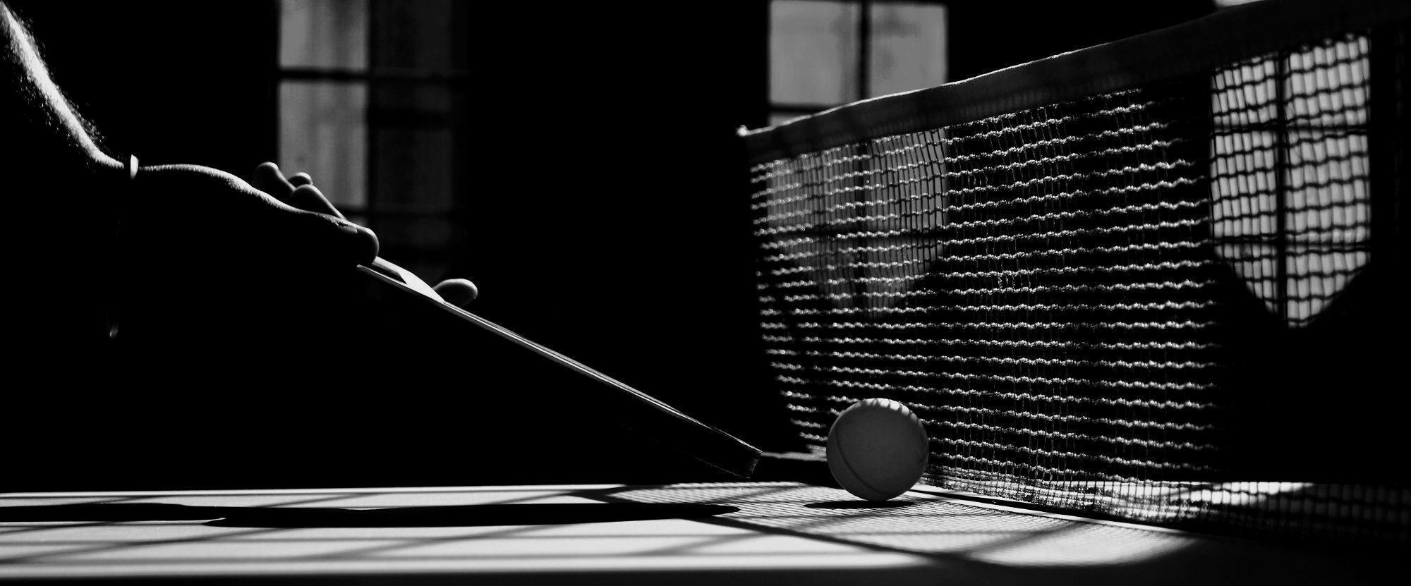 Tischtennis Netz