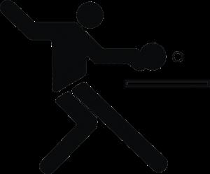 Tischtennis Grafik