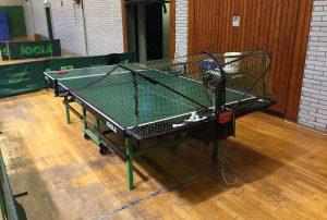 Ballmaschine,Tischtennis Roboter